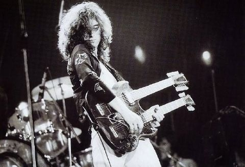 early jimmy page