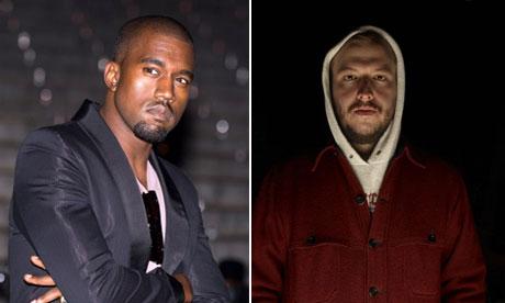 Kanye West Bon Iver